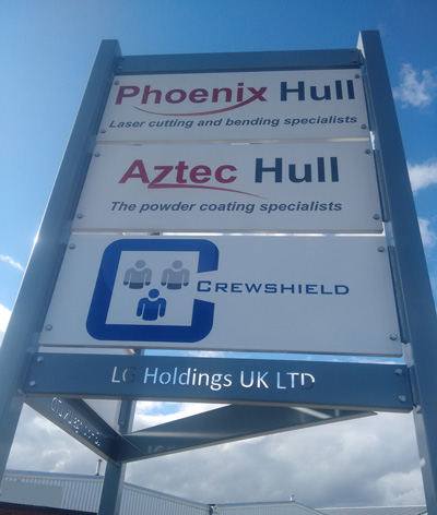 Aztec Powder Coatings Hull